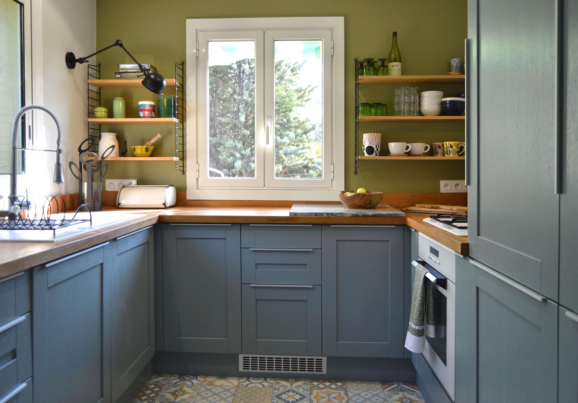 Décoration de Cuisine au Rouret • Maison Modèle, Décoratrice ...