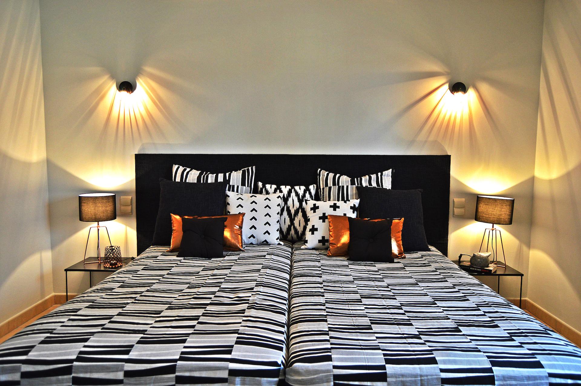 Home Staging pour Maison à La Colle sur Loup par Sylvie Aldebert, Décoratrice UFDI sur Antibes, Cannes, Grasse, Nice 06