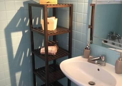 salle de bain fonctionnelle