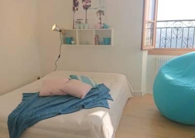 Home Staging Maison Vide Biot - La chambre Enfant Californie, par Maison Modèle, Home Stager & Décoratrice UFDI à Antibes 06