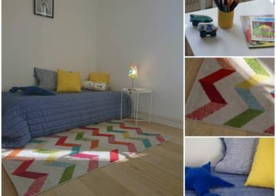 Home Staging Maison Vide Biot - Détails chambre Enfant , par Maison Modèle, Home Stager & Décoratrice UFDI à Antibes 06