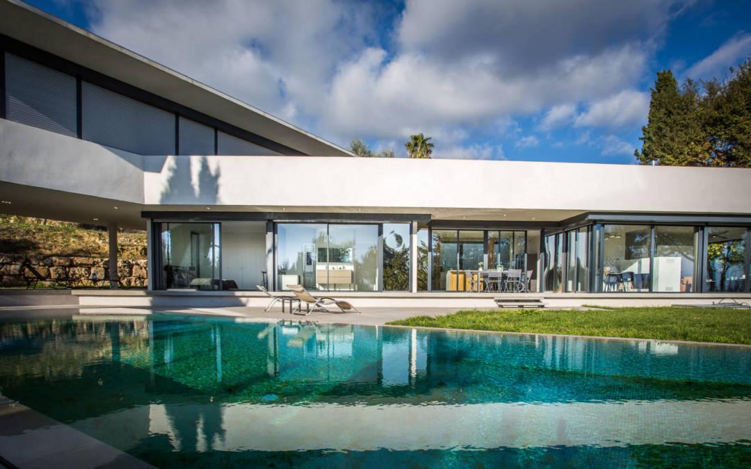 1 Prestation Home Staging - Bien vide Maison d'architecte, par Maison Modèle, Home Stager & Décoratrice UFDI à Antibes 06